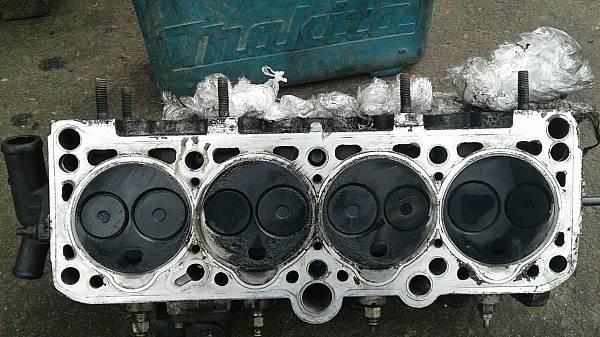 Головка на двигатель т4 транспортер конвейеры на карьере