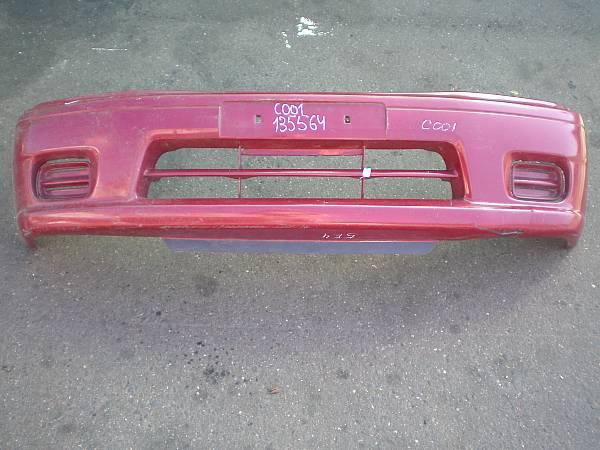 бампер передний mazda demio 2000 китай