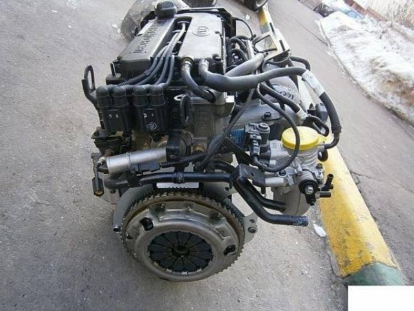 Двигатели киа спектра