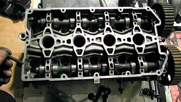 Фото №15 - протяжка головки блока цилиндров ВАЗ 2110 16 клапанов