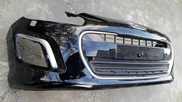решетка бампера переднего peugeot 308