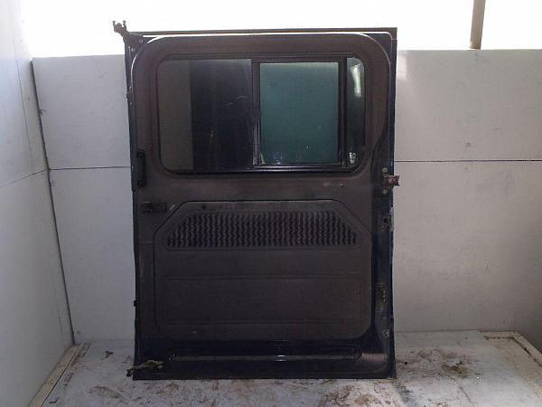 Форд транзит кузовные запчасти дверь сдвижная правая фото 573-61