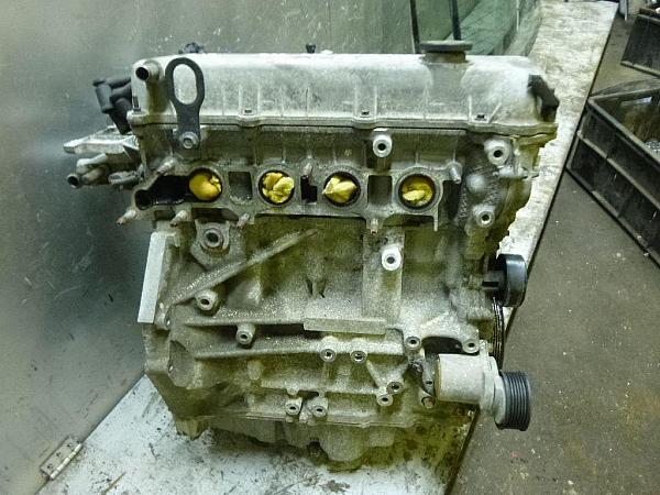 Двигатель мазда 6. 1.8