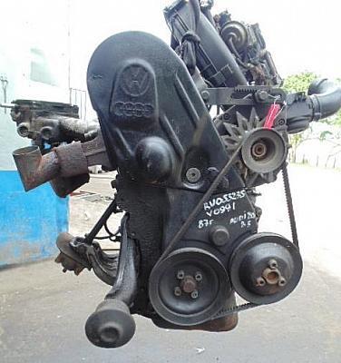 На ауди 80 б3 двигатель 1.8