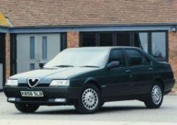 Alfa Romeo 164, Альфа Ромео 164