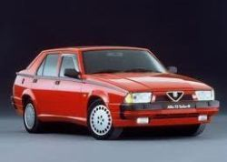 Alfa Romeo 75, Альфа Ромео 75