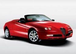 Alfa Romeo GTV Spider, Альфа Ромео ГТВ Спайдер