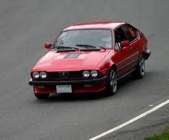 Alfa Romeo GTV6, Альфа Ромео ГТВ 6