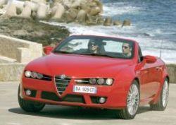 Alfa Romeo Spider, Альфа Ромео Спайдер