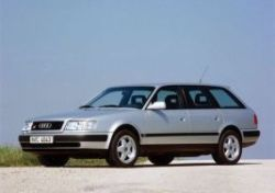 Audi 100 Avant C4, Ауди 100 Авант