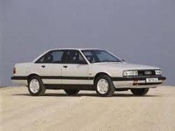 Audi 200 C3, Ауди 200