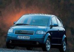 Audi A2 8Z, Ауди А2