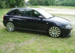 Audi A3 8L, Ауди А3