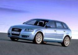 Audi A3 8P, Ауди А3