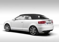 Audi A3 Cabriolet, Ауди А3 Кабриолет