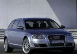 Audi A6 Avant 4F C6, Ауди А6 Авант