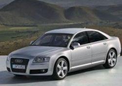 Audi A8 4E, Ауди А8 4Е