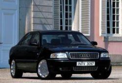Audi A8 D2, Ауди А8