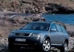 Audi Allroad 4B C5, Ауди Олроад
