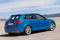 Audi S3 Sportback 8P, Ауди С3 Спортбэк