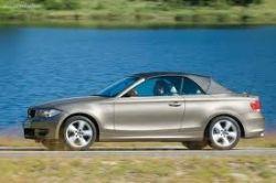 BMW 1 Series Cabrio E88, БМВ 1 Серии Кабрио Е88