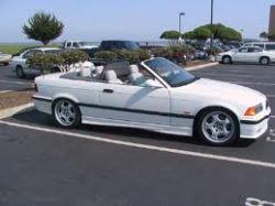 BMW 3 Series Cabrio E36, БМВ 3 Серии Кабрио Е36