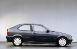 BMW 3 Series Compact E36, БМВ 3 Серии Компакт Е36