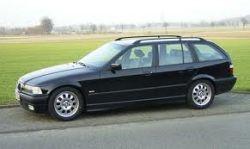 BMW 3 Series Sedan E36, БМВ 3 Серии Седан Е36