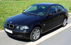 BMW 3 Series Compact E46, БМВ 3 Серии Компакт Е46