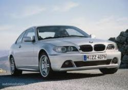 BMW 3 Series Coupe E46, БМВ 3 Серии Купе Е46