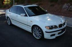 BMW 3 Series Sedan E46, БМВ 3 Серии Седан Е46