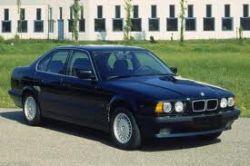 BMW 5 Series Sedan E34, БМВ 5 Седан Е34