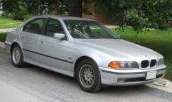 BMW 5 Series Sedan E39, БМВ 5 Седан Е39