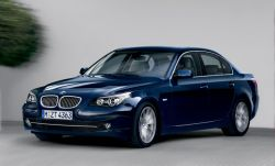 BMW 5 Series E60 Sedan, БМВ 5 Серии Е60 Седан