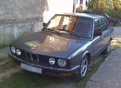 BMW 524TD, БМВ 524ТД