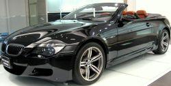 BMW 6 Series E63 Cabrio, БМВ 6 Серии Е63 Кабрио