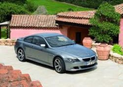 BMW 6 Series Coupe E64, БМВ 6 Серии Купе Е64