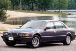 BMW 7 Series E38 Sedan, БМВ 7 Серии Е38 Седан