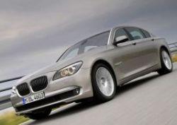 BMW 7 Series F01 Sedan, БМВ 7 Серии Ф01 Седан