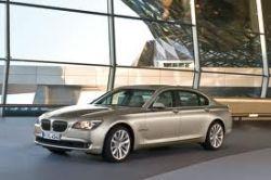 BMW 7 Series F02 Sedan, БМВ 7 Серии Ф02 Седан