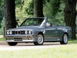 BMW M3 Convertible E30, БМВ М3 Конвертибл Е30