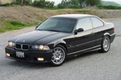 BMW M3 Coupe E36, БМВ М3 Купе Е36