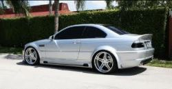 BMW M3 Coupe E46, БМВ М3 Купе Е46