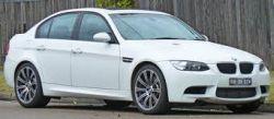 BMW M3 Sedan E90, БМВ М3 Седан Е90