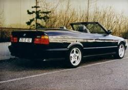 BMW M5 Convertible E34, БМВ М5 Кабриолет Е34