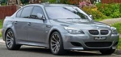 BMW M5 E60 Sedan, БМВ М5 Е60 Седан