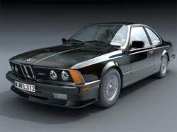 BMW M6 E24, БМВ М6 Е24