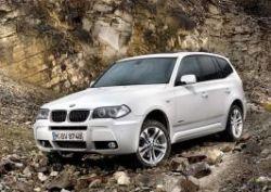 BMW X3 E83 SUV, БМВ X3 Е83