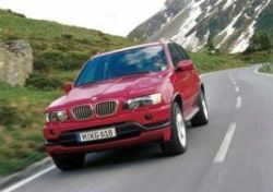 BMW X5 E53 SUV, БМВ X5 Е53