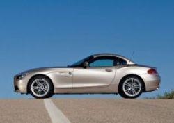 BMW Z4 Coupe E85, БМВ З 4 Купе Е85